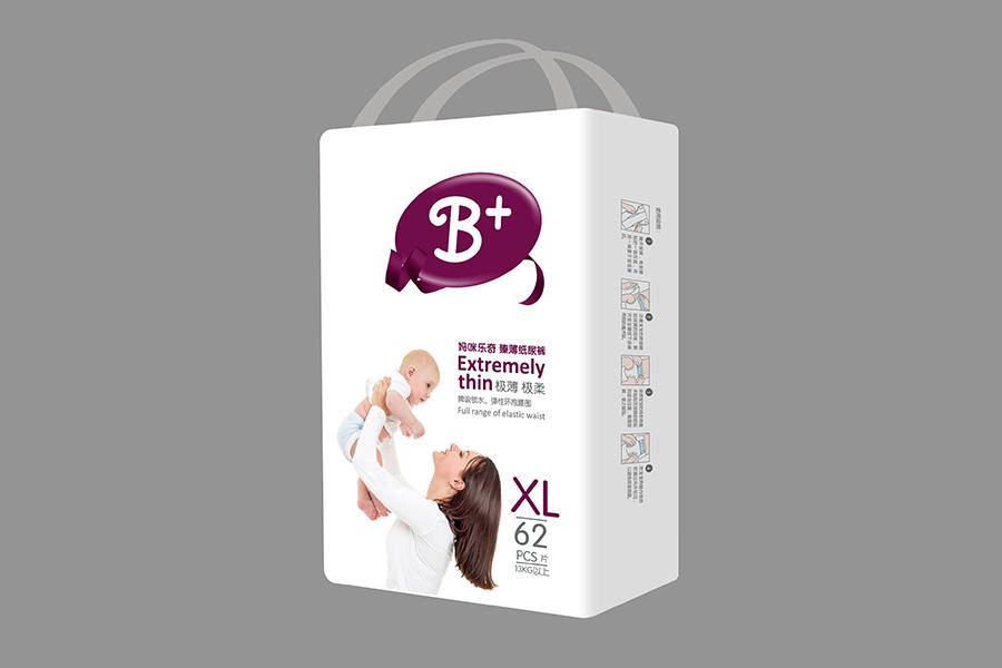 B+纸尿片 XL码